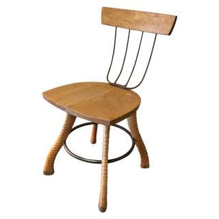 Bradford Woodworking Ax & Pitchfork Chair Set of 8
