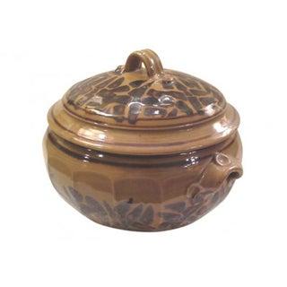 Studio Pottery Ceramic Casserole