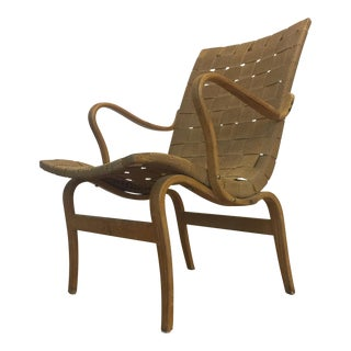 Mid-Century Bruno Mathsson Eva Chair