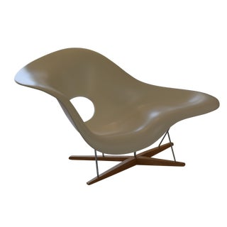 Authentic Eames La Chaise Produced by Vitra