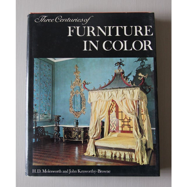 """""""Three Centuries of Furniture in Color"""" Book - Image 2 of 7"""