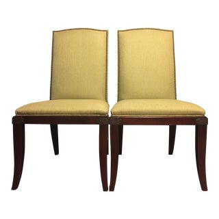 Thomas O'Brien Chelsea Collection Chairs - A Pair