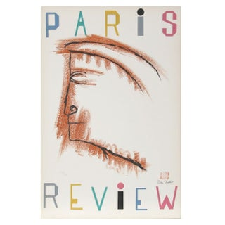 Ben Shahn - Paris Review Lithograph