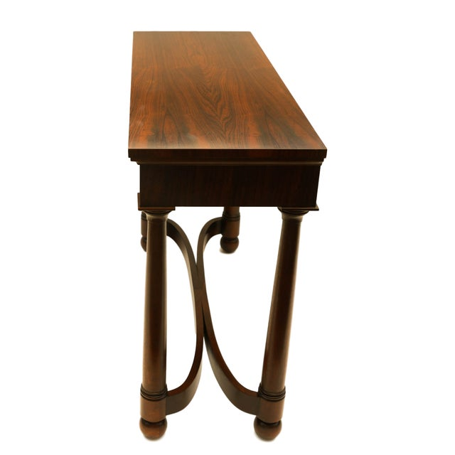 Image of Rosewood Console Occasional Table