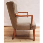 Image of Mid-Century Modern Lounge Chairs - Pair