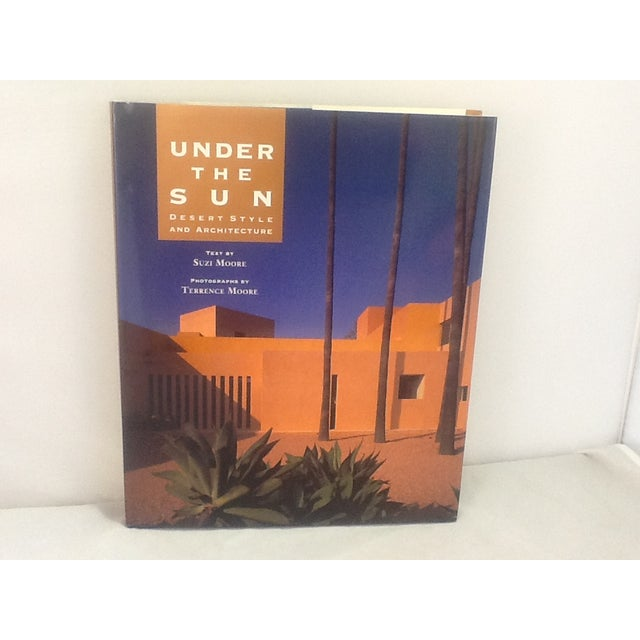 Old Coffee Table Books: Vintage Desert Architecture Coffee Table Book