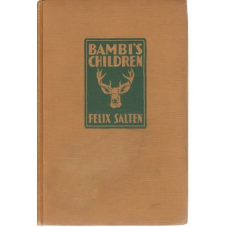 Bambi's Children: The Story of a Forest Family by Felix Salten