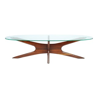"Adrian Pearsall Elongated ""Jacks"" Cocktail Table"