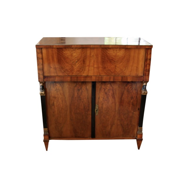 Image of Antique Empire Regency Chest