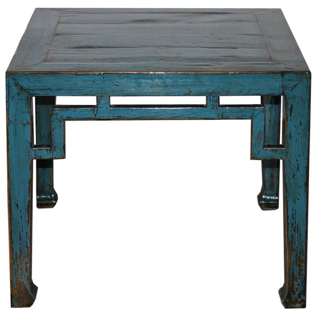 Shanxi Blue Table - Image 1 of 6