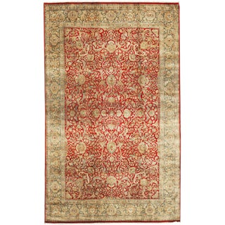 "Traditional Hand Woven Rug - 9'11"" x 15'8"""
