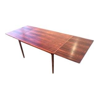 Niels Moller Danish Modern Rosewood Dining Table