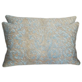 Mariano Fortuny Pillows - A Pair