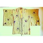 Image of Antique Japanese Kimono