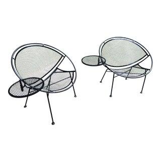 Salterini Patio Chairs by Maurizio Tempestini - A Pair