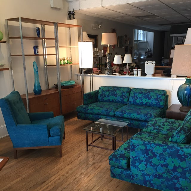 Mid-Century Modern Custom Made Sectional - Image 8 of 8