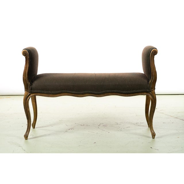 French Louis XV Style Window Bench Seat - Image 9 of 10