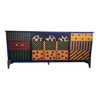 9-Drawer Epoque Dresser Curioso