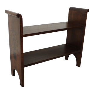 Hitchcock Furniture Small Open Bookcase