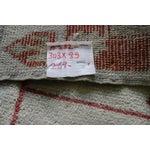 Image of Turkish Anatolian Oushak Rug Runner - 2'9'' x 10'