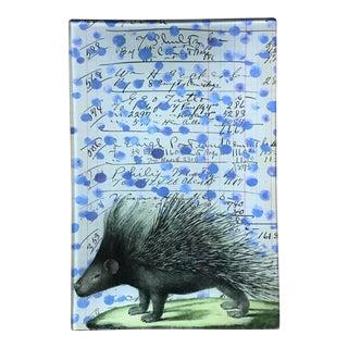 John Derian Porcupine Tray