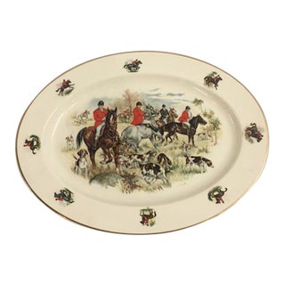 British Hunting Platter