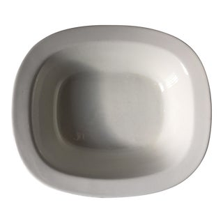 Pillivuyt French Ceramic Serving Bowl