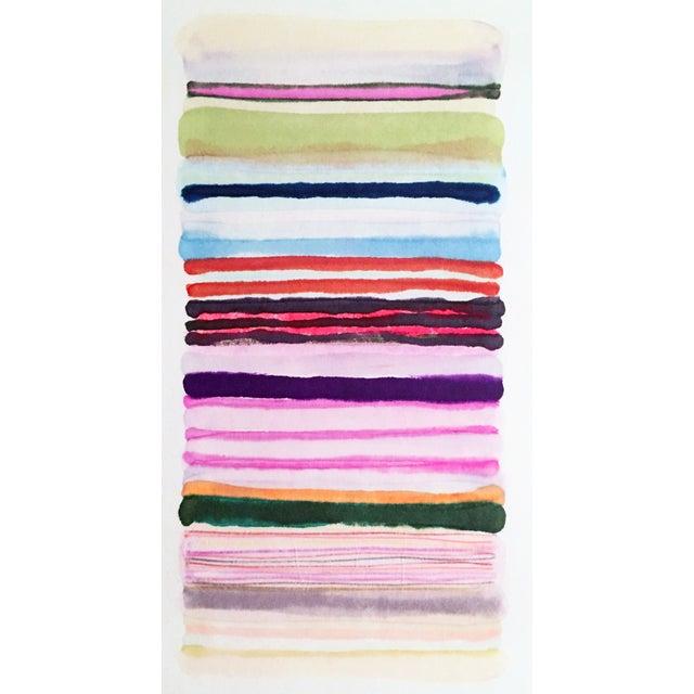 """Image of Kristi Kohut """"Vibrant Stripe 1"""""""