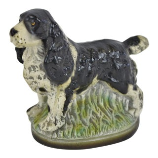 Cocker Spaniel Lead Bottle Opener