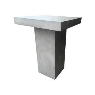 Modern Indoor/Outdoor Stone Bar Table