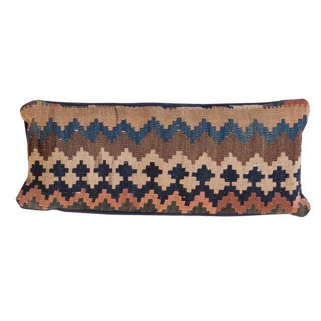 Kilim Lumbar Pillow - Image 1 of 5