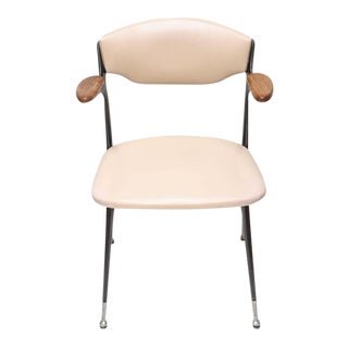 1950s Shelby Williams Gazelle Arm Chairs - A Pair