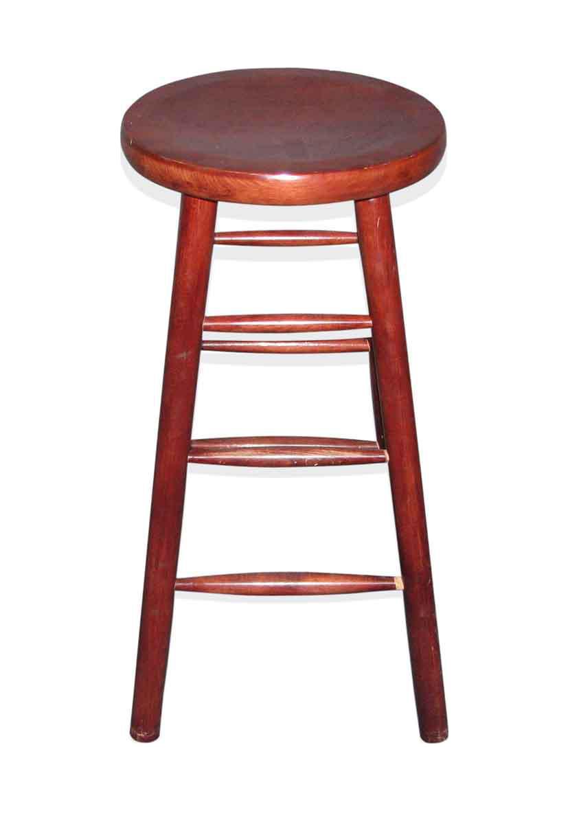 Wooden Bar u0026 Counter Stool  sc 1 st  Chairish & Vintage u0026 Used Bar Stools | Chairish islam-shia.org