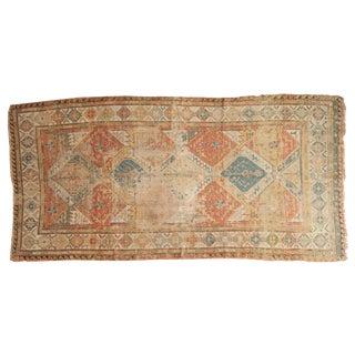 """Antique Persian Sumac Carpet - 5'6"""" x 10'6"""""""