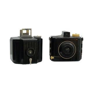 Vintage Baby Brownie Cameras - A Pair