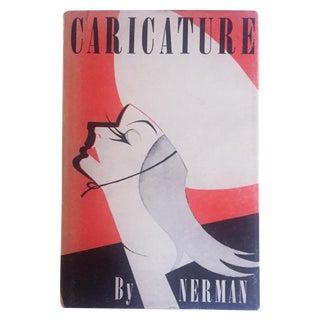 Nerman Vintage Caricature Book