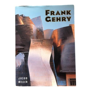 Frank Gehry by Jason Miller Book