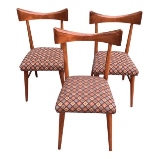 Paul McCobb Planner Group Dining Chairs - Set of 3