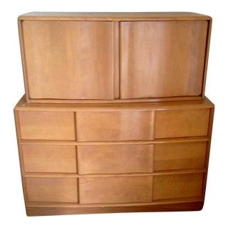 Heywood Wakefield Sculptura Men's Dresser