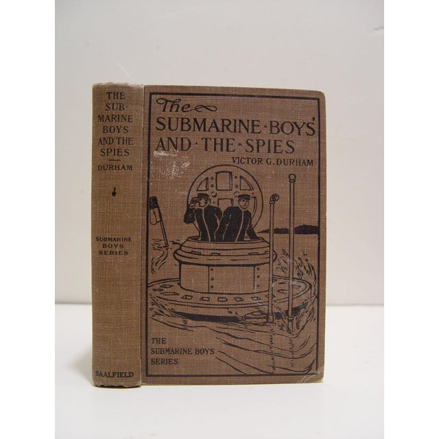 1910 The Submarine Boys And The Spies - Image 2 of 5