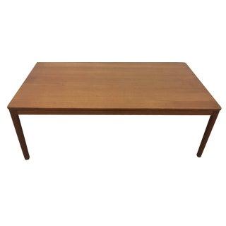 Mid-Century Teak Coffee Table