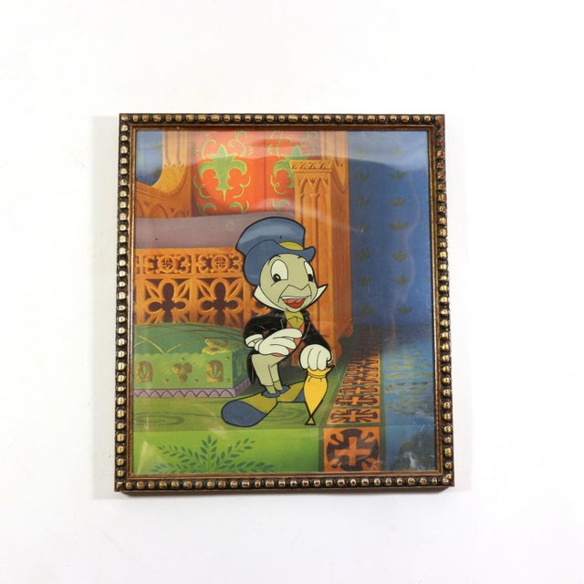Image of 1950s Pinocchio Celluloid