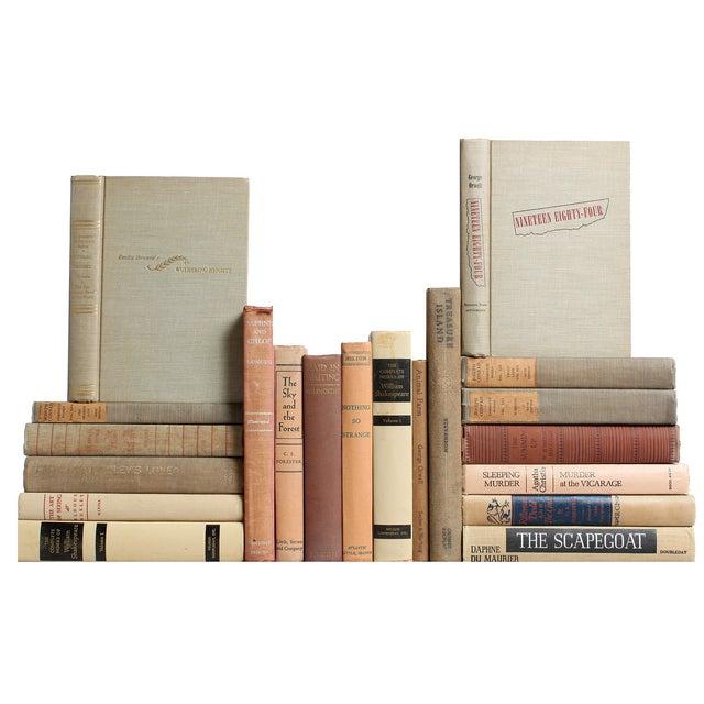 Image of British Classic Books - S/20