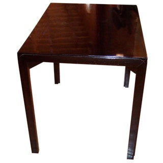 Edward Wormley for Dunbar End/Side Table