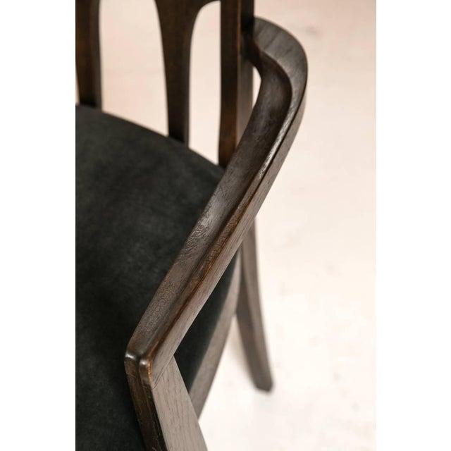 Mid-Century Pair of Brasilia Dining Chairs - Image 7 of 7