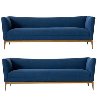 Paul McCobb for Directional Sofas - a Pair