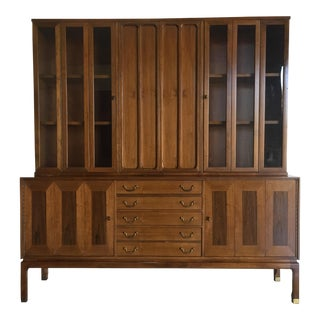 Mid-Century Modern Martinsville China Hutch