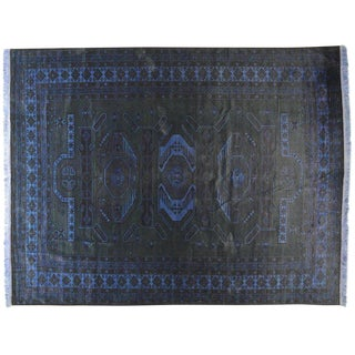 Traditional Silky Vintage Collection Rug - 9′ × 11′7″