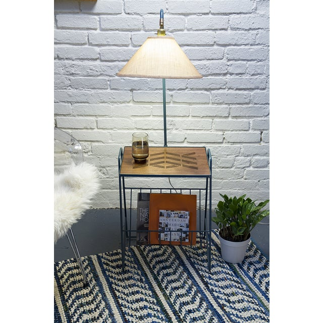 Luna Side Table & Lamp by Frucs - Image 3 of 9