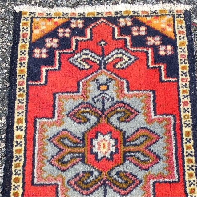Vintage Anatolian Persian Rug